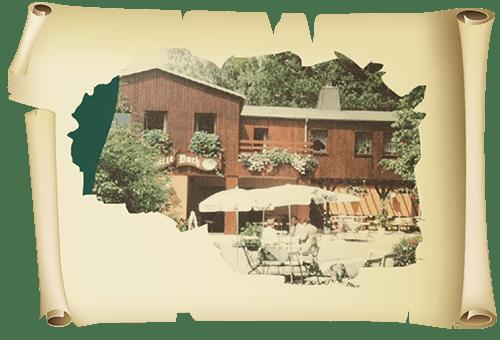Biergarten Waldgaststätte. Gaststätte Buch, Gaststätte Treuen, Treuen